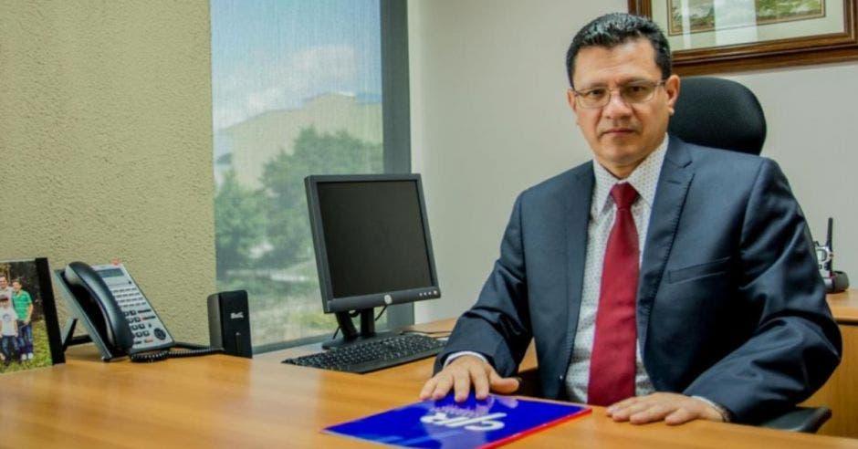 Carlos Montenegro, director ejecutivo de la Cámara de Industrias. Archivo/La República.