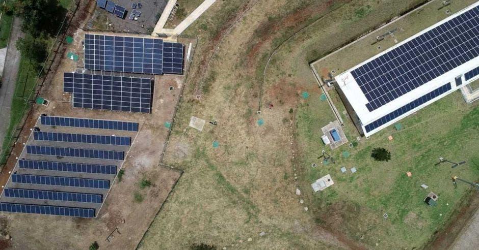 Complejo solar del TEC