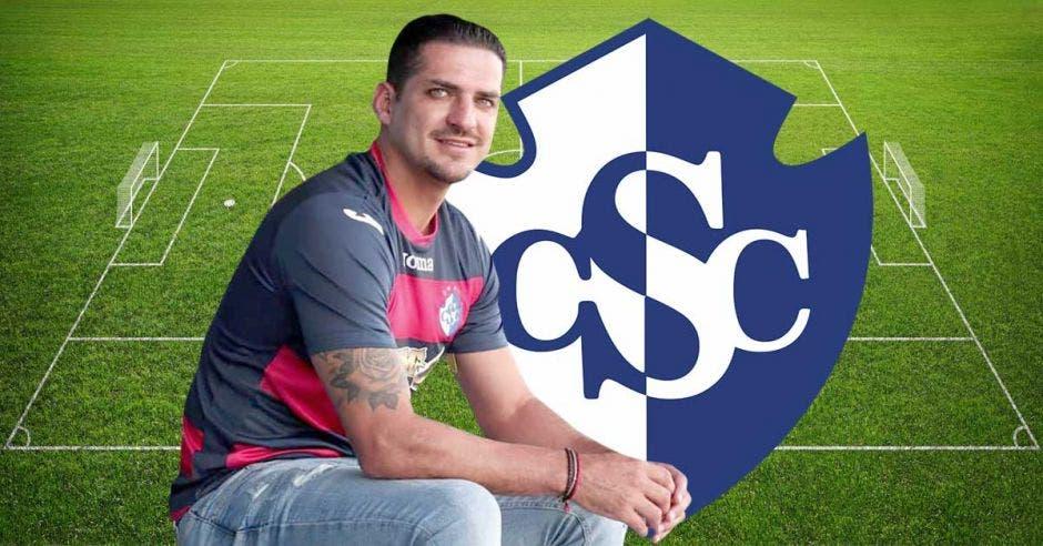 Mauricio Montero, eje central del equipo azul