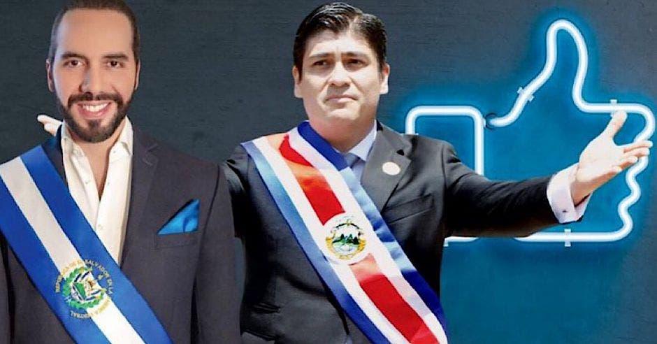 Nayib Bukele ofreció ayuda a Costa Rica? Archivo/La República