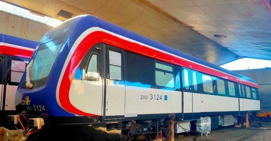 Con lo último en tecnología, cada uno de estos trenes tiene una longitud de 38 metros y una capacidad de 372 pasajeros. Cortesía/La República.