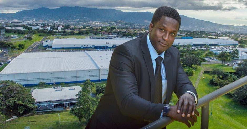 Timothy Scott, gerente de Asuntos Gubernamentales y Relaciones Públicas de Intel Costa Rica.