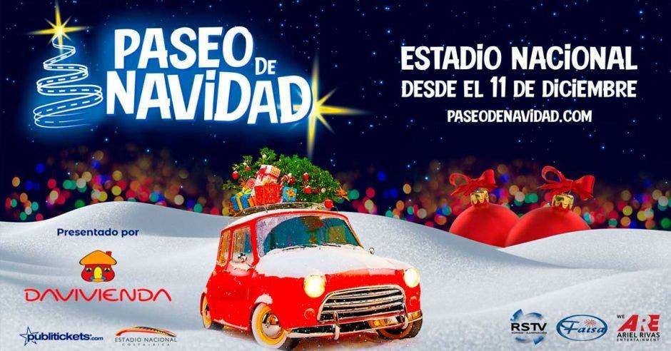 Evento Paseo de Navidad