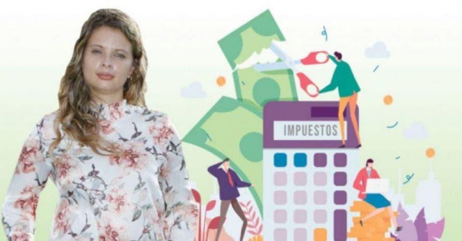 Xiomara Rodríguez, jefa de Restauración. Archivo/La República