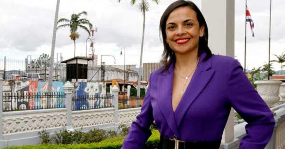 Marcela Guerrero, nueva ministra del Inamu. Archivo/La República.