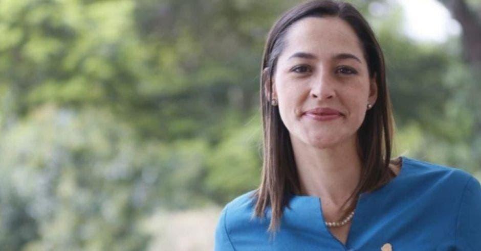 María Inés Solís de la Unidad. Archivo/La República