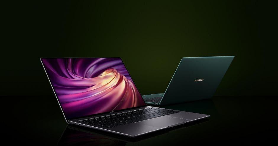 La Huawei MateBook X Pro