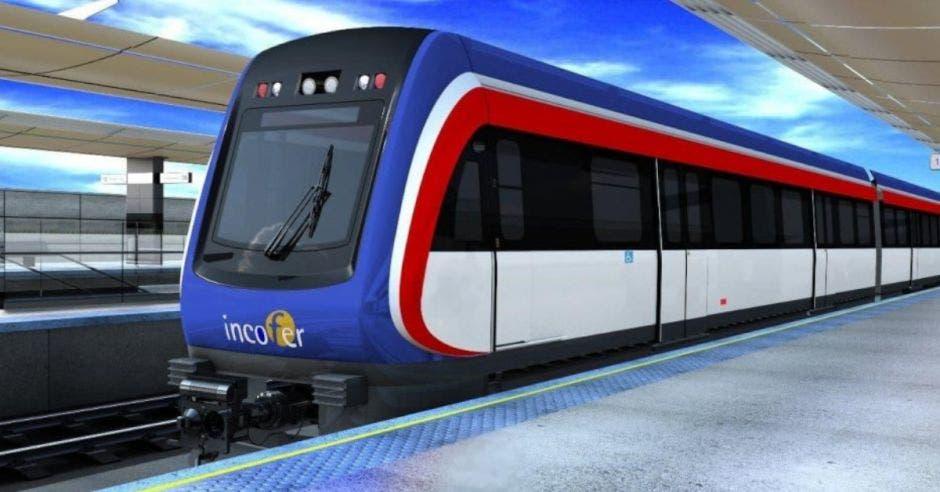 nuevo tren de Incofer