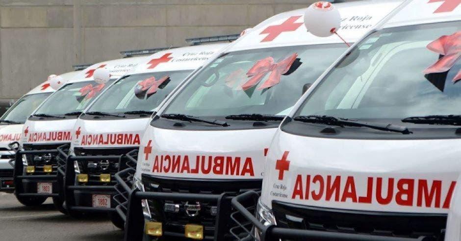 Ambulancias Cruz Roja