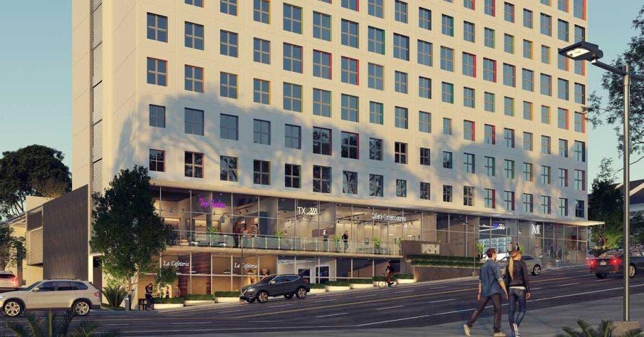 Diseño del nuevo proyecto residencial en La Sabana
