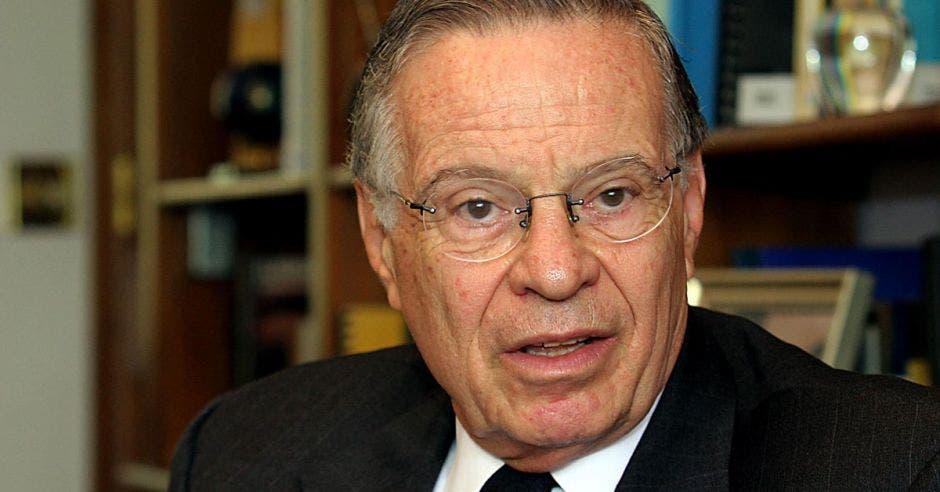 Miguel Ángel Rodríguez, expresidente de la República