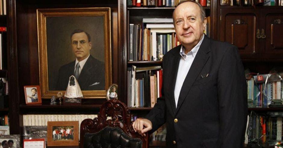 Rafael Ángel Calderón. Archivo/La República