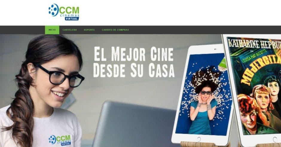 anuncio cine