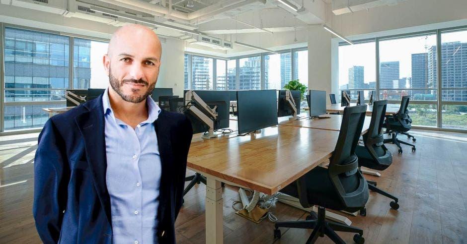 Hernán Freer, director de Inversión Inmobiliaria, organizador de Flex Offices.
