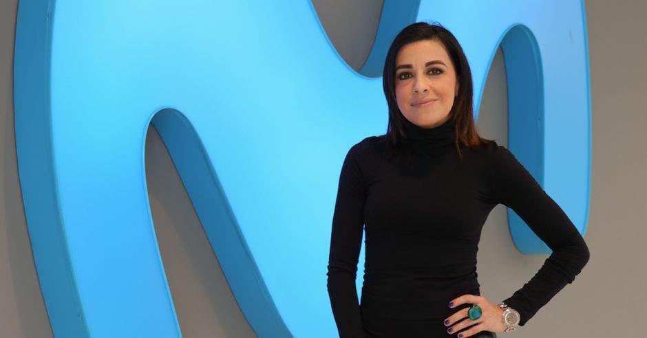Marianella Cordero, Communications Leader de Movistar.