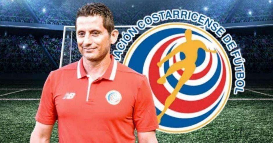 Ronald Gonzalez director técnico de la Selección