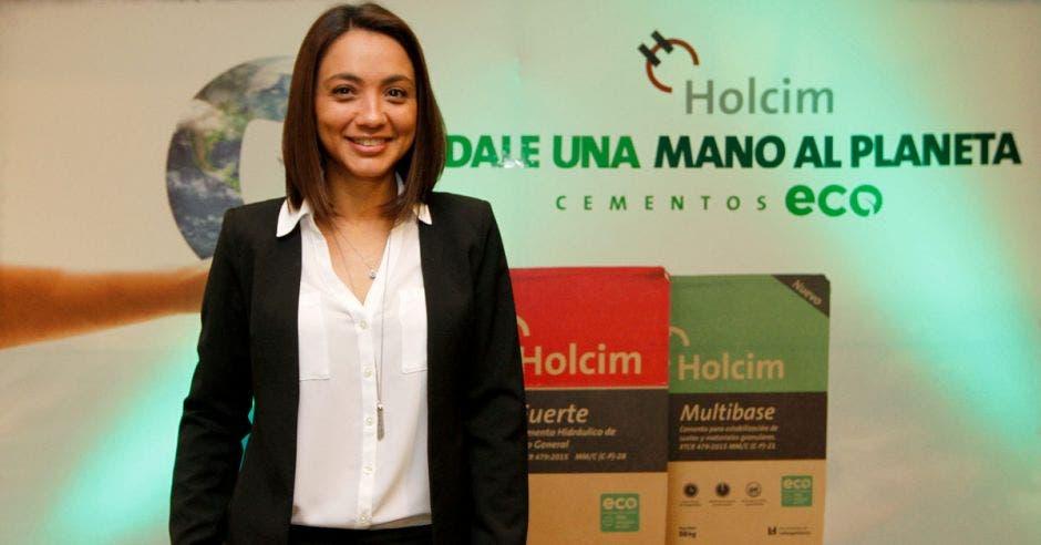 Laura Ramírez, coordinadora de Innovación y Desarrollo de Producto de la empresa.