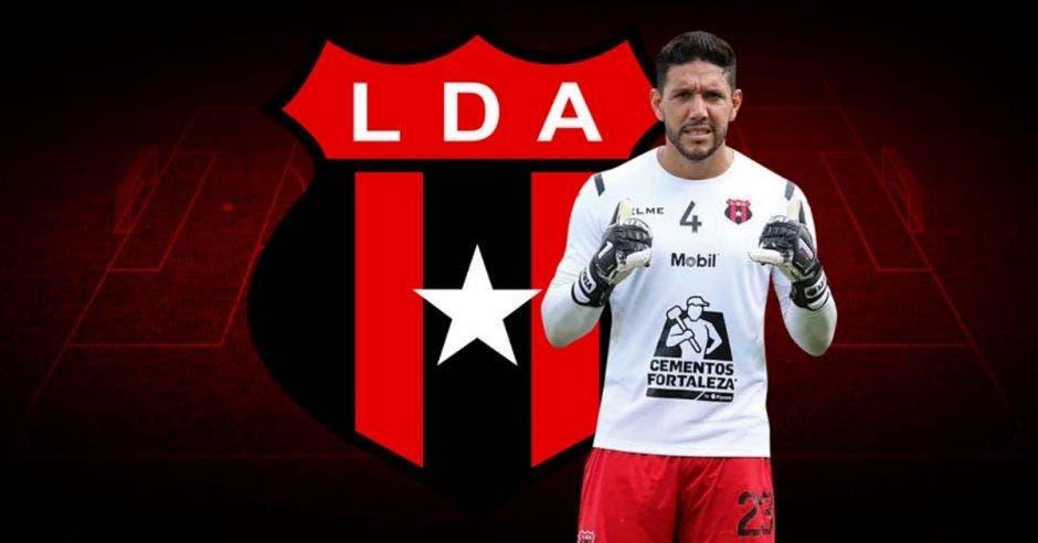 Leonel Moreira liga Alajuelense