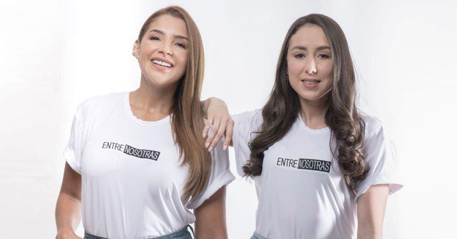 Ericka Morera y Marcia Benavides