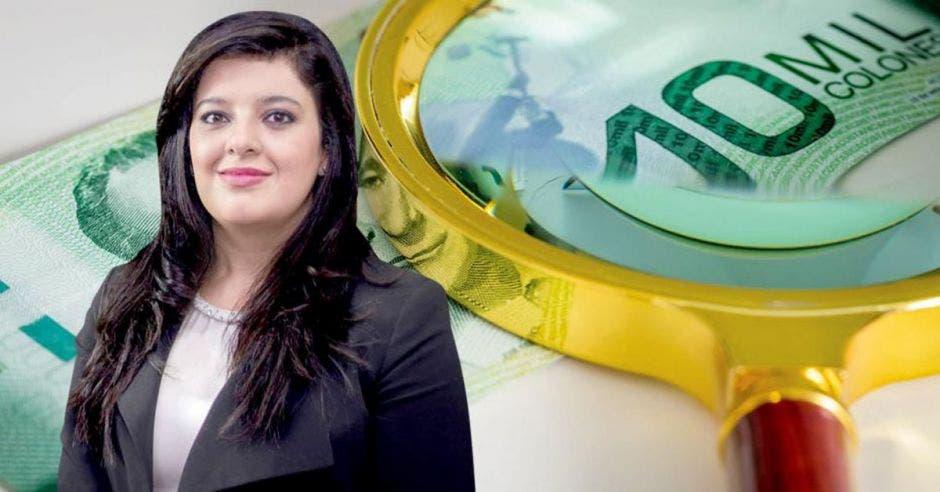 Pilar Garrido, ministra de Planificación.