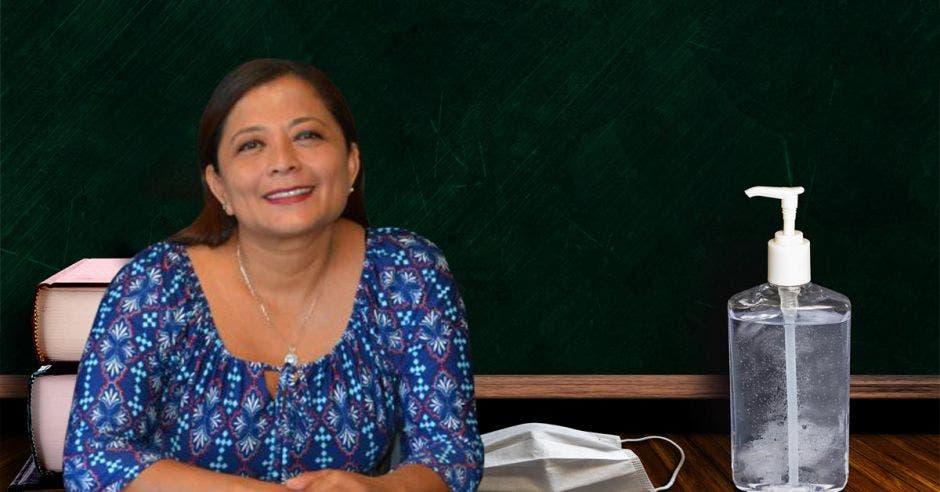 Yaxinia Díaz, directora de Recursos Humanos del Ministerio de Educación Pública