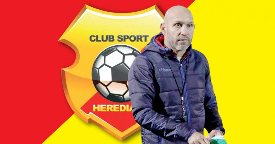 Luis Antonio Marín, a enderezar al Team