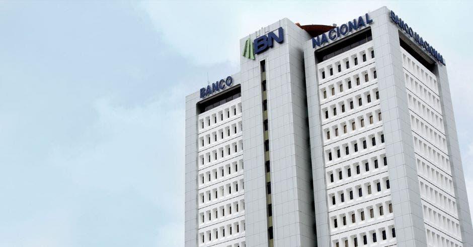 Edificio banco nacional