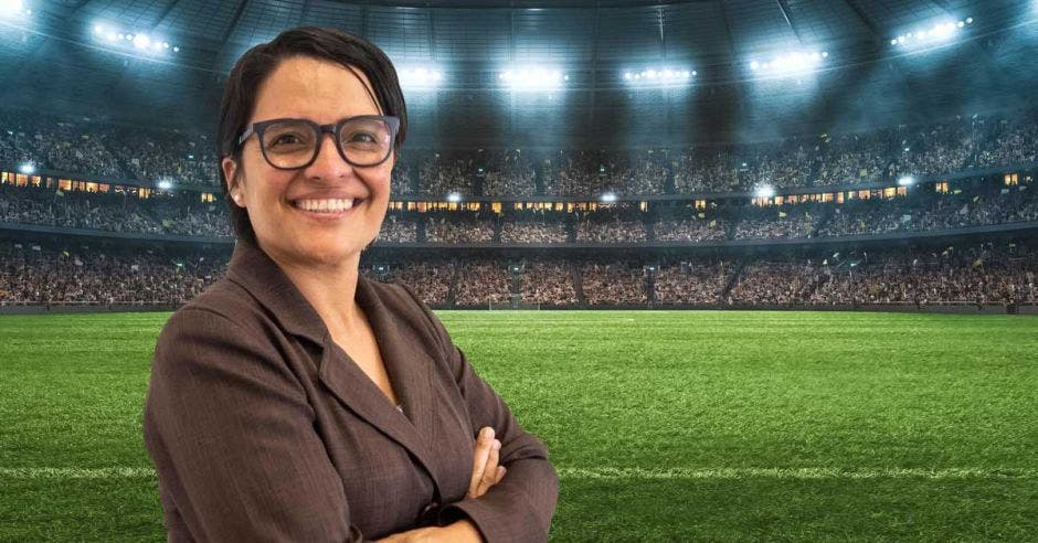 karla alemán ministra del deporte
