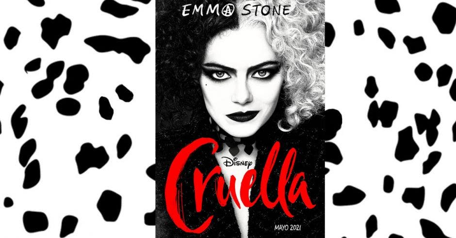 Poster de Cruella