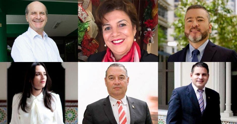 fotos de candidatos presidencias 2022