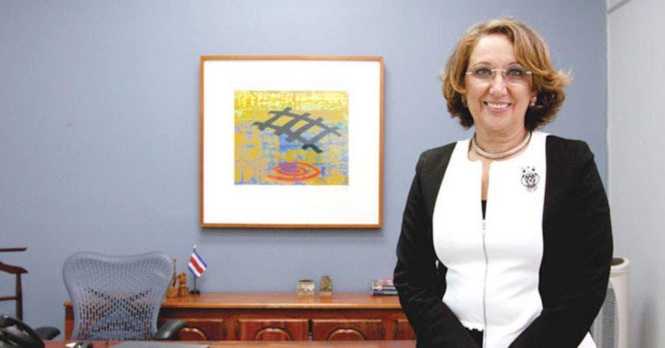 Rebeca Grynspan.