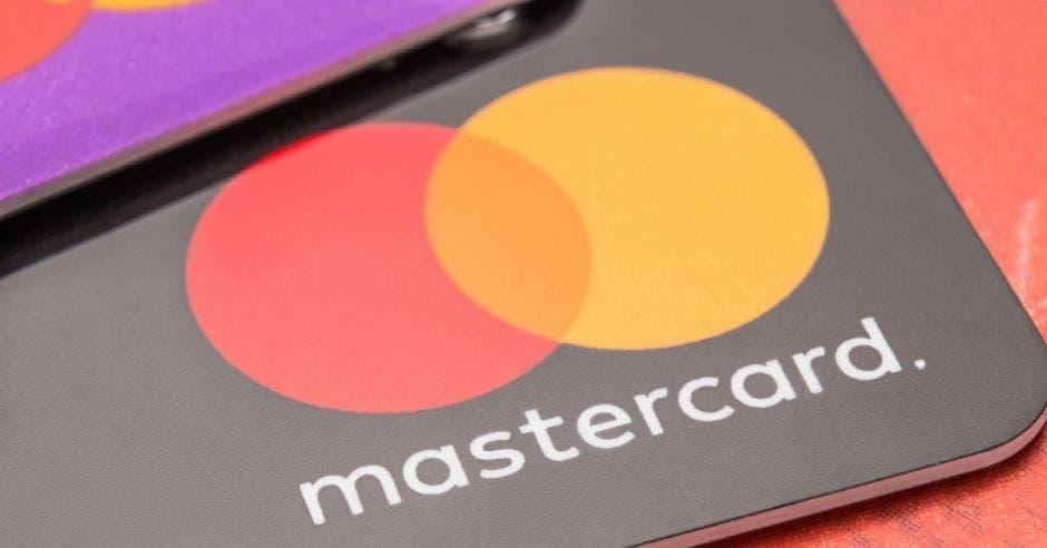 Tarjeta de mastercard