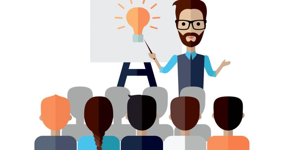 La capacitación puede hacer la diferencia entre un negocio fallido y otro exitoso. Shutterstock/La República.