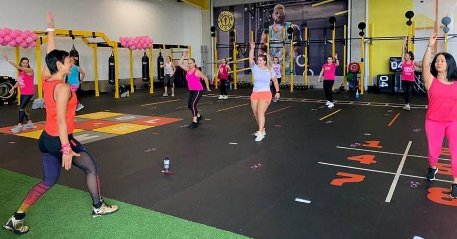 sala ejercicios