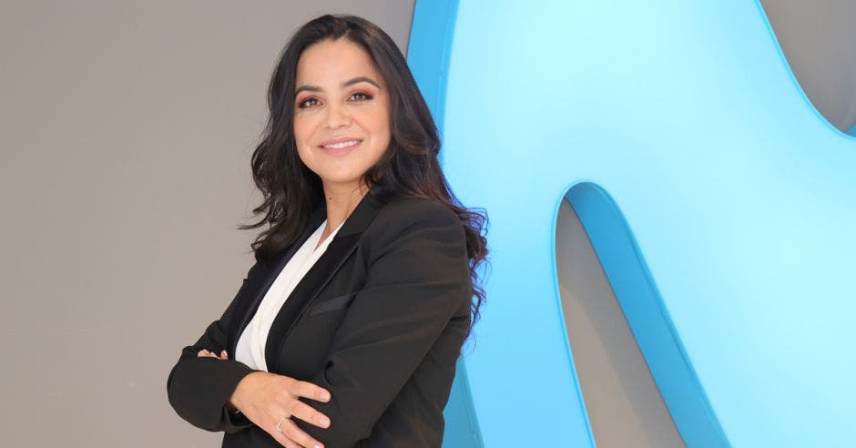 Johanna Escobar, Directora País de Telefónica Movistar Costa Rica.