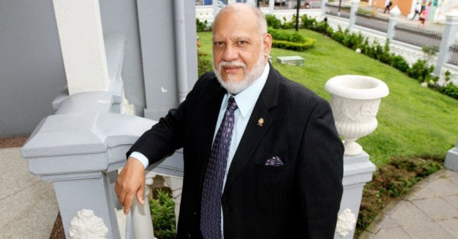 Carlos Avendaño, diputado de Retauración. Archiv