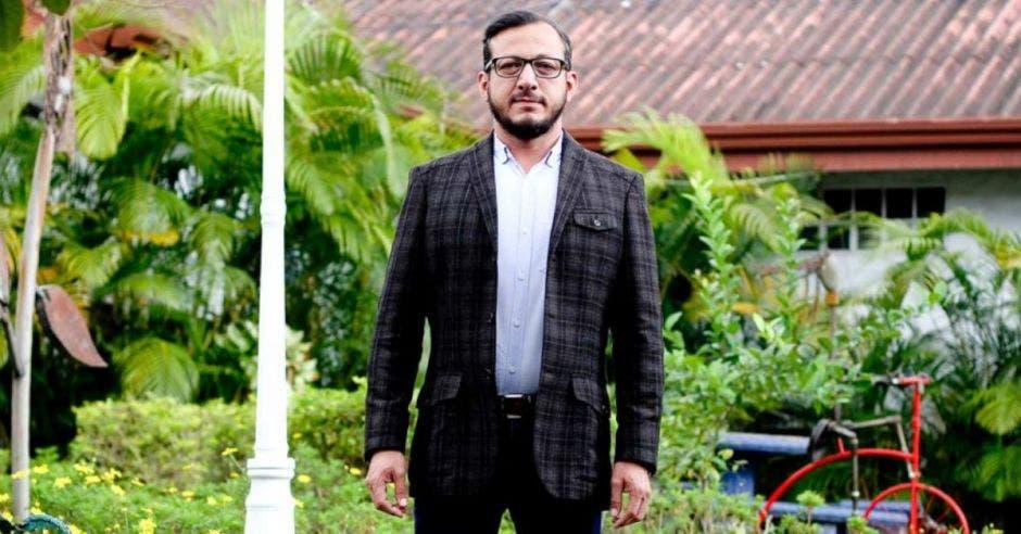 Enrique Sánchez, diputado del PAC
