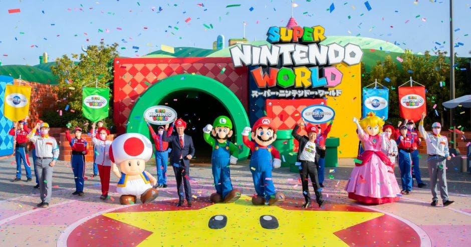 Parque tematico Nintendo