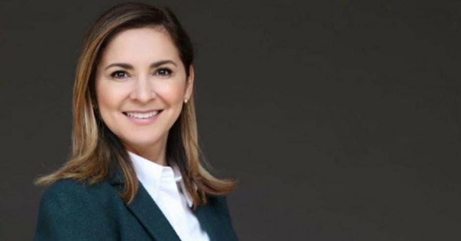 Silvia Hernández, diputada de Liberación Nacional
