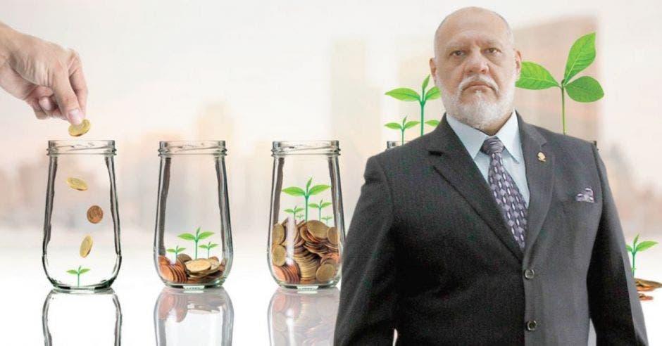 Carlos Avendaño, diputado de Restauración