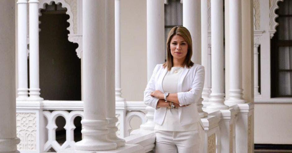 Franggi Nicolás, diputada del PLN. Archivo/La República