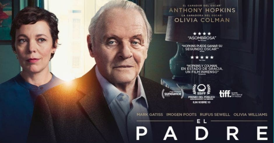 Poster de The Father