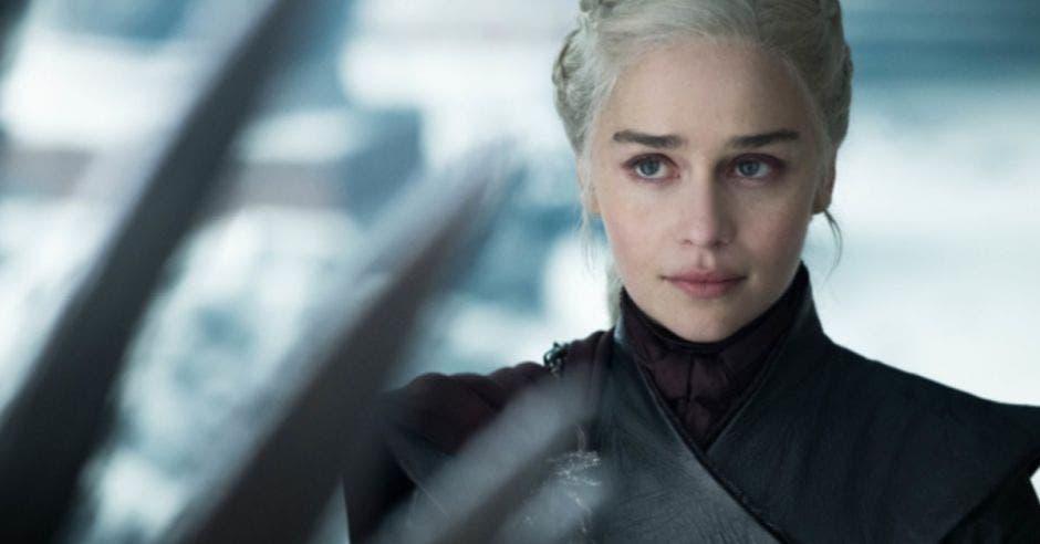Protagonista de Game of Thrones.