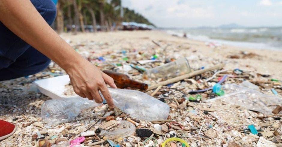 basura playas