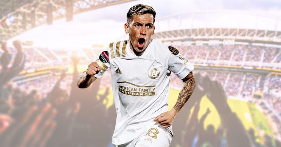 Ezequiel Barco fue la mejor figura del partido