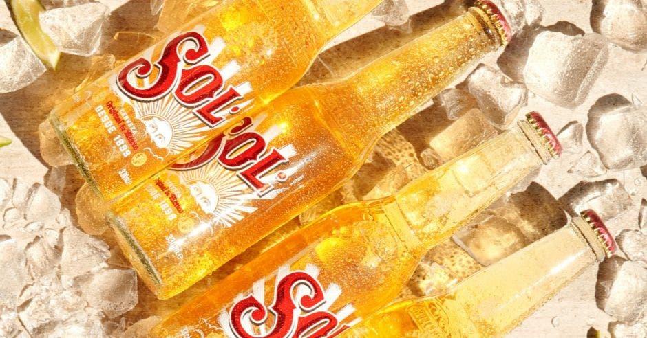 Cervezas sol