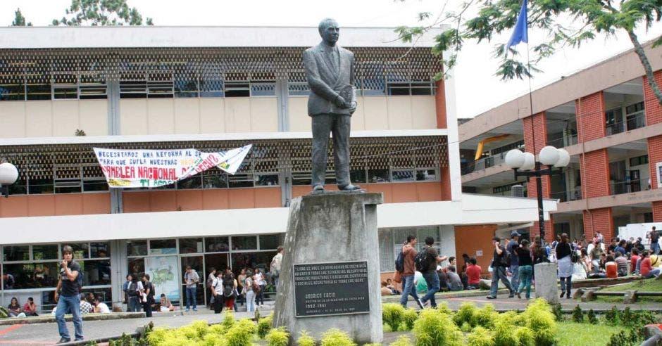 Campus Universidad de Costa Rica
