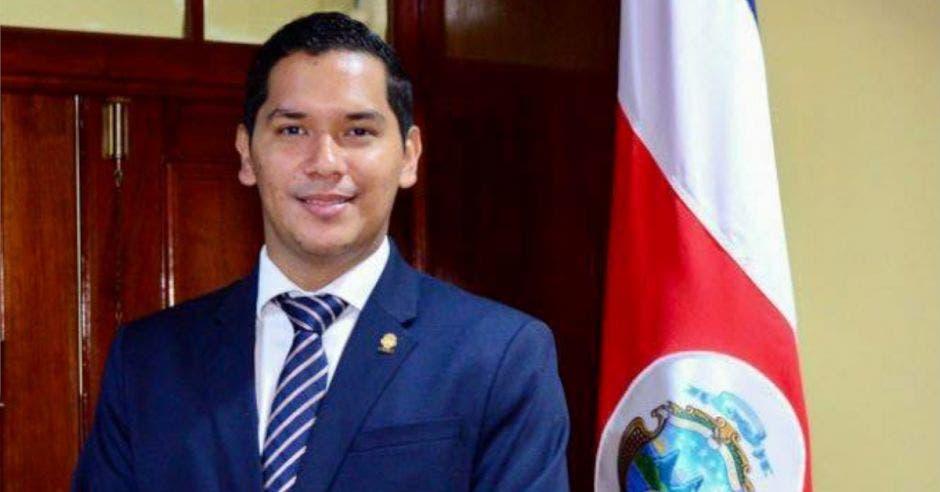 Gustavo Viales, diputado del PLN. Archivo/La República