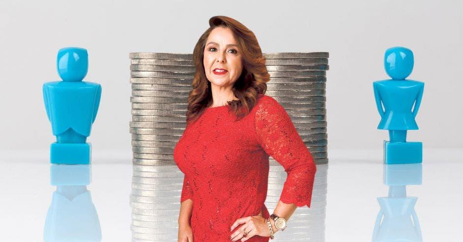 Laura Bonilla dirige Cadexco. Archivo/La República