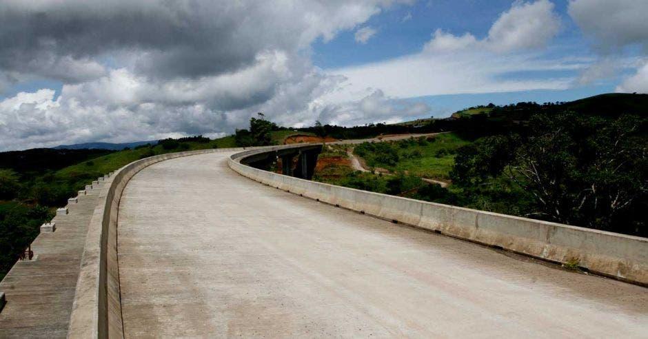 Carretera a San Carlos